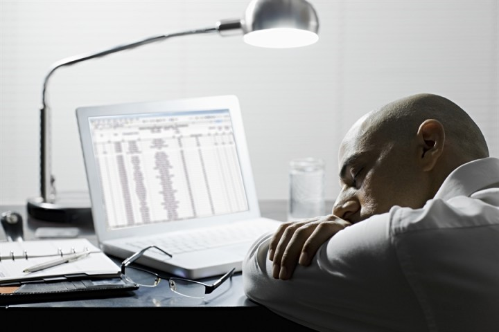 Sound sleep at home helps workers shine in the office