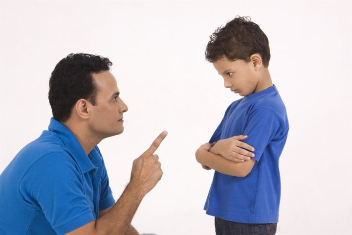 5 strategies to deal with your child's defiant behaviour