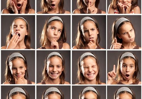 चेहरे की भंगिमाएं बच्चों को सिखाने के मज़ेदार तरीके