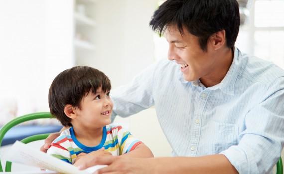 برین اسکین کے نتائج، بچوں کو پڑھانے میں معاون
