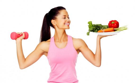 وزن کم کرنے کے لیے ورزش سے زیادہ کھانے پر توجہ دیں