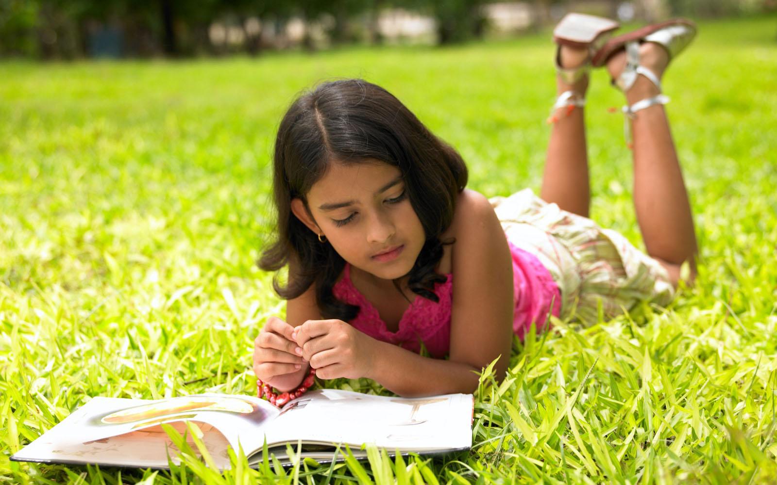 بچوں کو کتابیں منتخب کرنے دیں ، مطالعہ کی صلاحیت میں اضافہ ہوگا