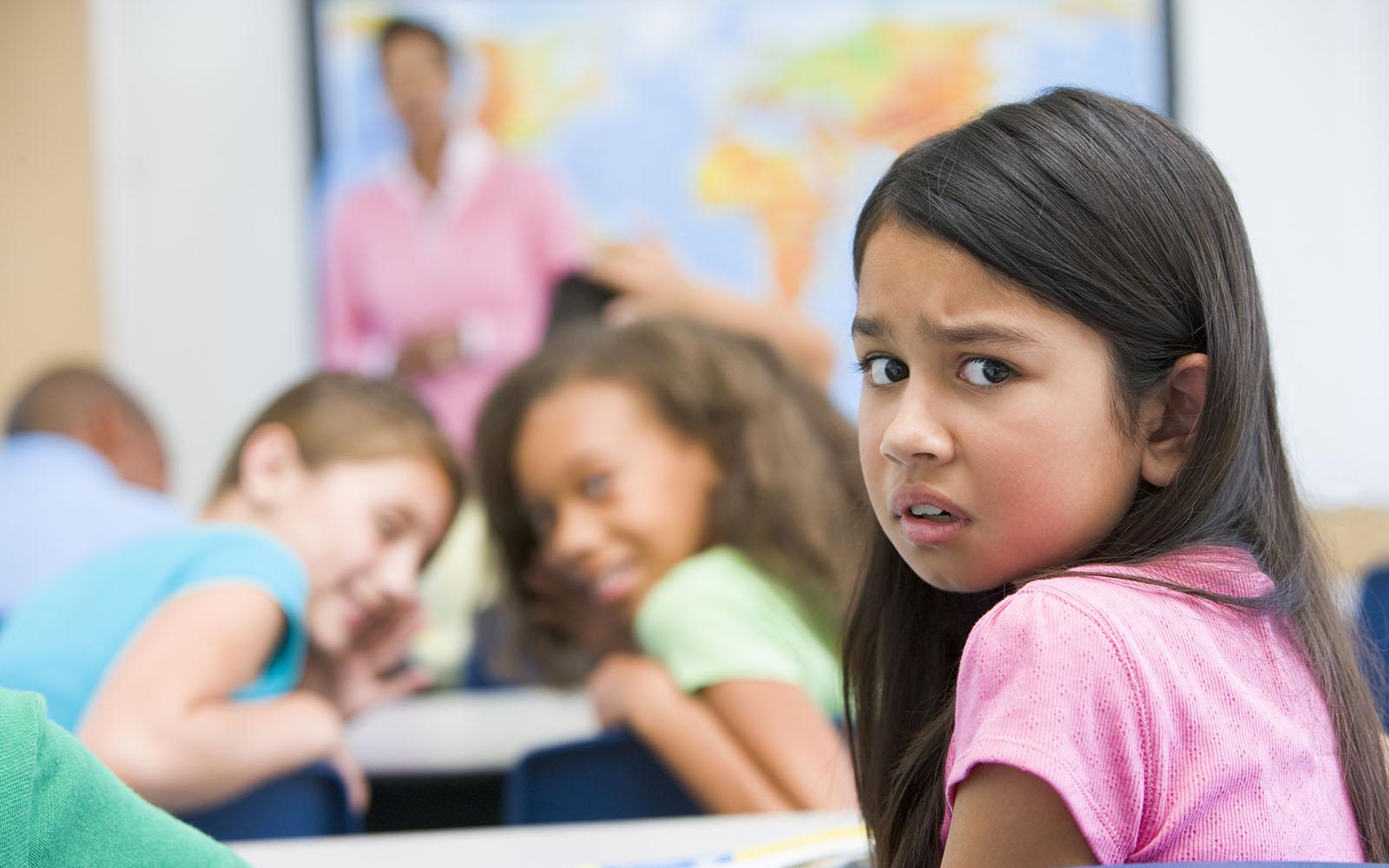بڑوں کی جانب سے کی جانےوالی زیادتی سے زیادہ نقصان دہ ہے ہراساں کرنا
